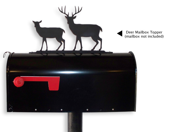 Decorative Mailbox Toppers