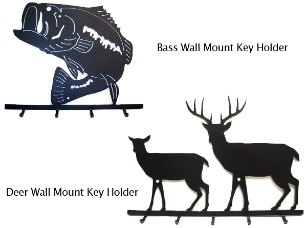 Wall Mount Key Holders