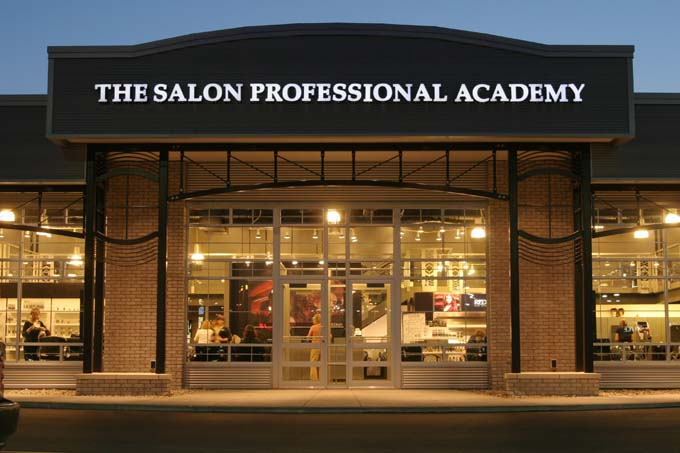 Commercial building chaseburg manufacturing inc for Academy salon professionals