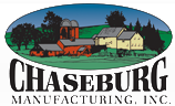 Chaseburg Manufacturing, Inc.: Custom steel fabrication and welding, made in the USA.